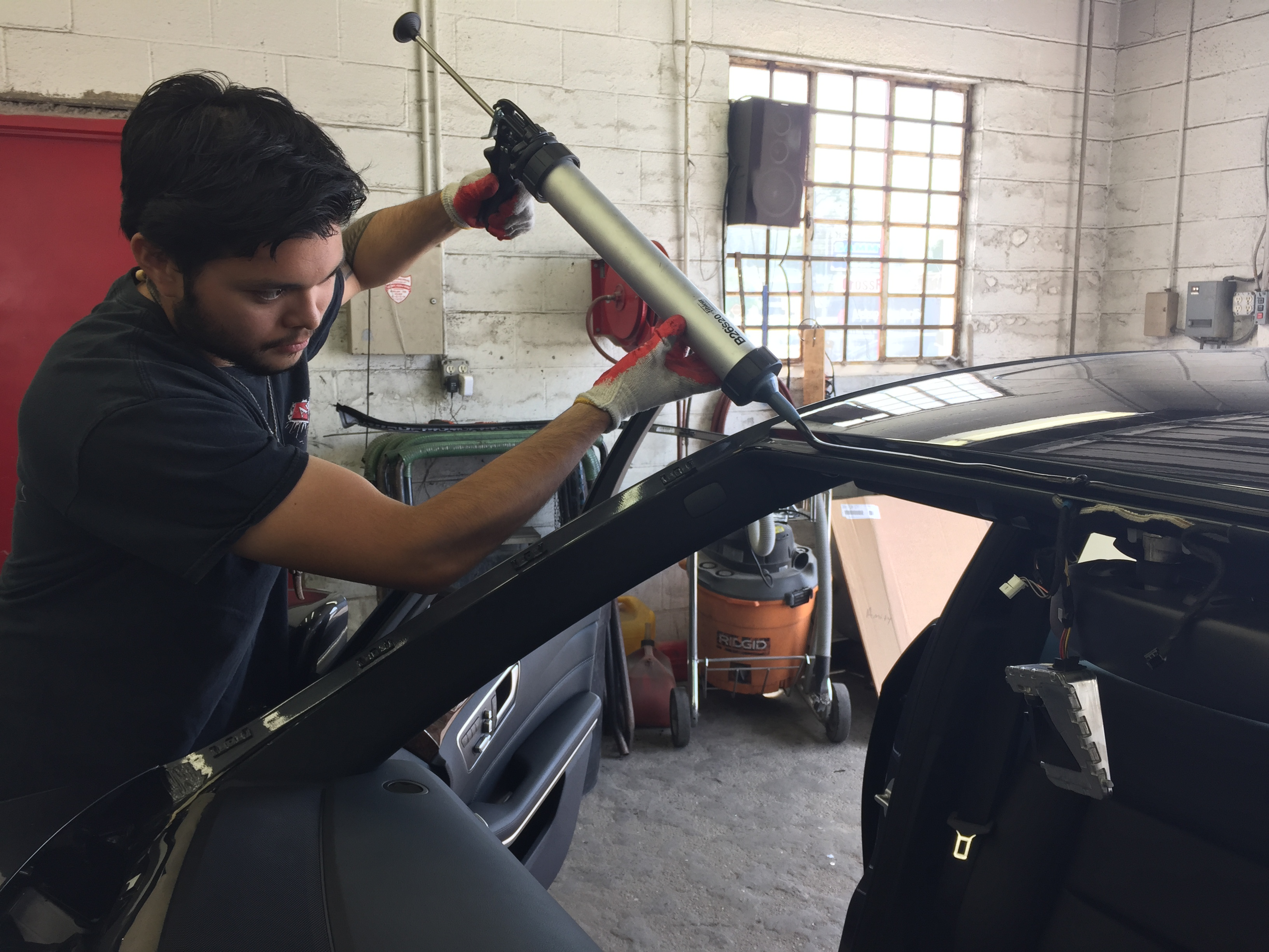 Amityville Auto Glass Installation- Amity Auto Glass